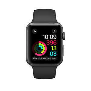 Apple Watch Series 2 Reparatur